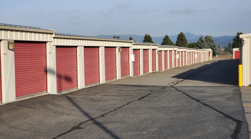 storage solutions liberty lake mission 21305 E Mission Ave Liberty Lake WA 99019-2