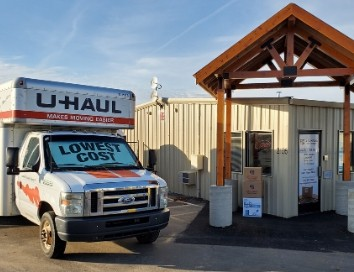 Melrose Mini-Storage, 2830 Melrose Ave, Walla Walla, WA 99362