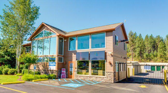 Storage Solutions Spokane, 4200 S Cheney Spokane Road, Spokane, Washington 99224-2