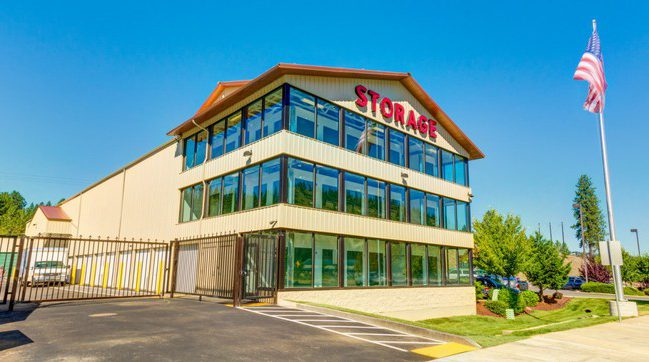 Storage Solutions Spokane, 4200 S Cheney Spokane Road, Spokane, Washington 99224-3