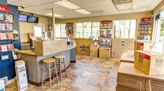 Storage Solutions Spokane, 4200 S Cheney Spokane Road, Spokane, Washington 99224-4