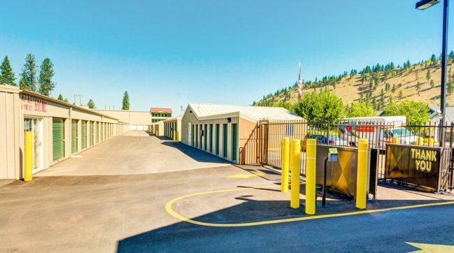 Storage Solutions Spokane, 4200 S Cheney Spokane Road, Spokane, Washington 99224-5