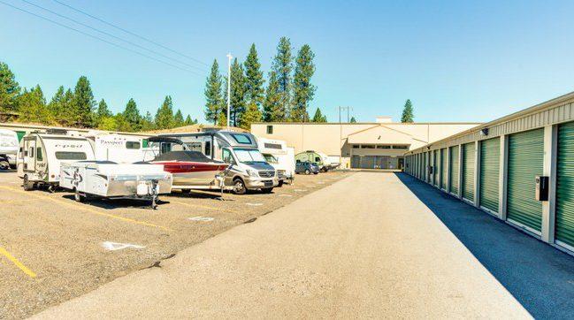 Storage Solutions Spokane, 4200 S Cheney Spokane Road, Spokane, Washington 99224-6
