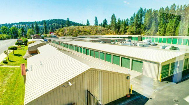 Storage Solutions Spokane, 4200 S Cheney Spokane Road, Spokane, Washington 99224-8